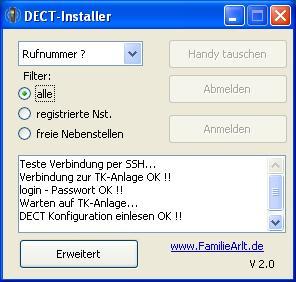 DECT-Installer
